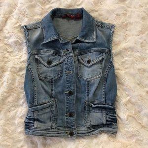 Vintage Guess Jeans Sleeveless Vest